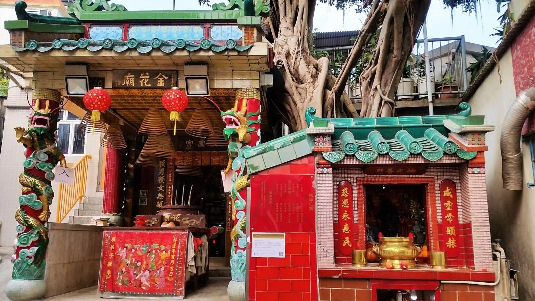 Random temples
