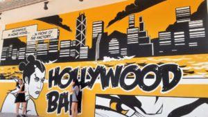 Street art in Wong Chuk Hang